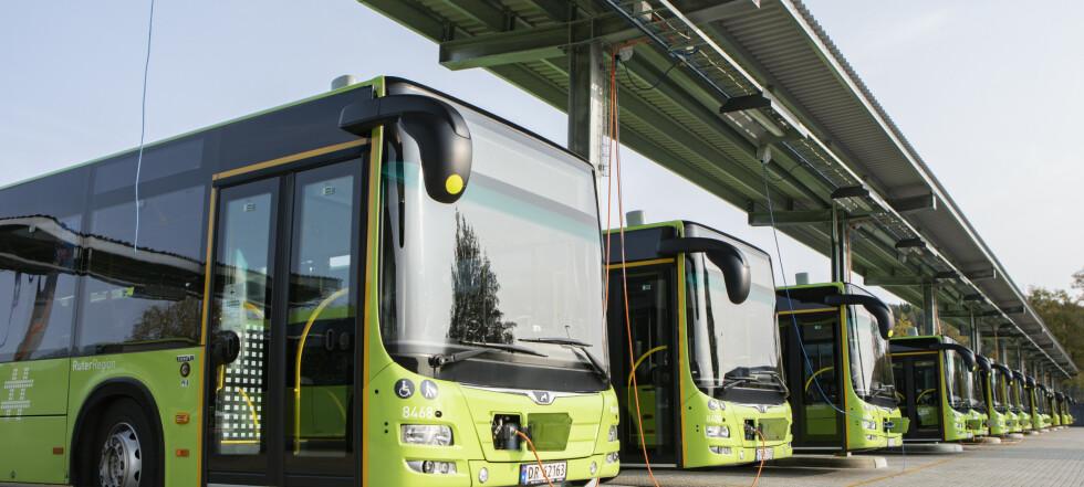 Alt du må vite om busstreiken