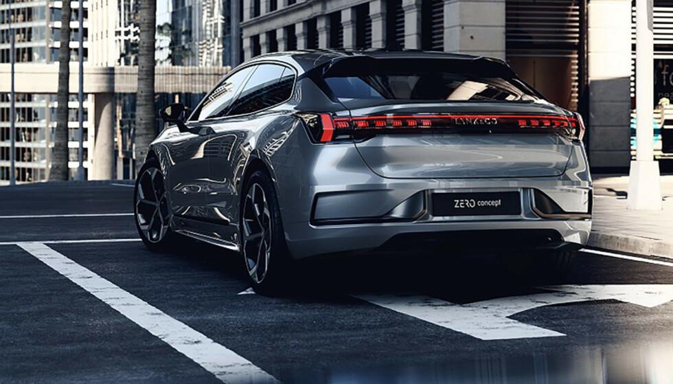 <strong>SPREK HEKK:</strong> Ikke rent lite Audi over lyktearrangementet. Foto: Lynk &amp; co