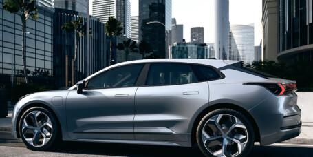 Ny elbil fra Volvo
