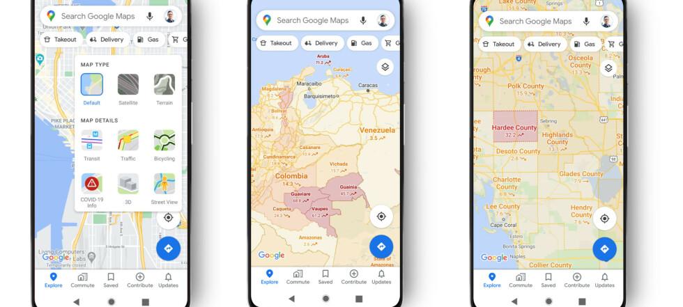 Se smitten - i Google Maps!