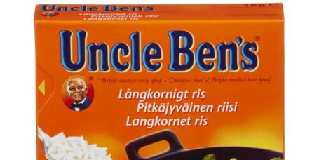 Uncle Ben's skifter navn og utseende