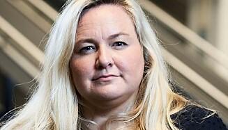 Kristin Hovland er kommunikasjonssjef i Komplett.no. Foto: Komplett
