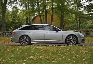 Audis vakreste endelig ladbar