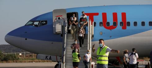 TUI åpner for Kanariøy-reiser fra Tyskland
