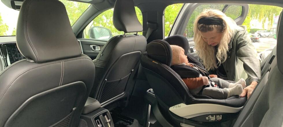 Derfor elsker Norman Volvo XC40