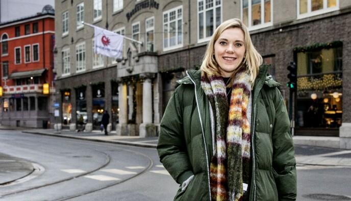 Lene Drange fra Luksusfellen er klar med ny bok. Foto: Nina Hansen / DAGBLADET