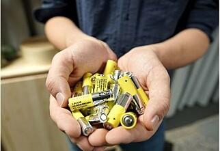 Ikea slutter med engangs-batterier