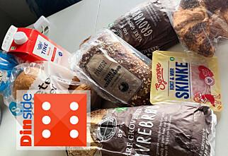 Test av matbutikkenes forundringsposer