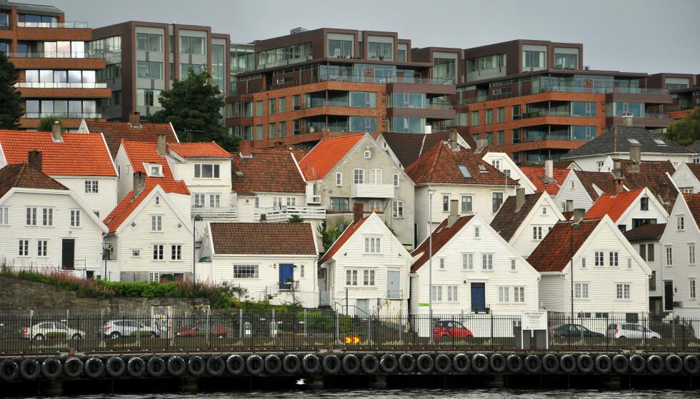PRISHOPP: I Stavanger har leieprisene økt med nesten 20 prosent siden juni, ifølge Husleie.no. Foto: Shutterstock/NTB Scanpix