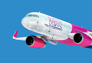 Wizz Air satser i Norge