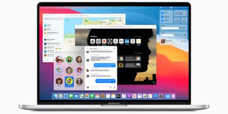 Sju kjekke nyheter i macOS Big Sur