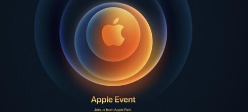 Apples neste iPhone annonseres 13. oktober