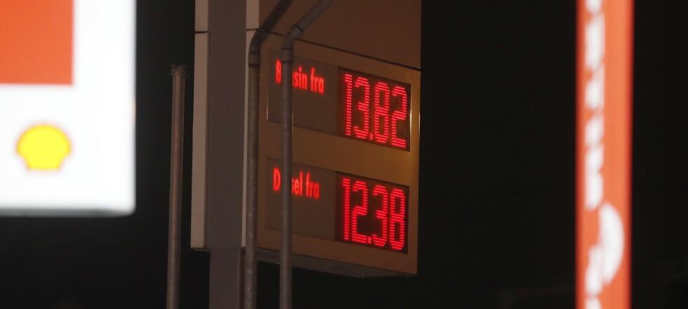 Dieselavgiften senkes