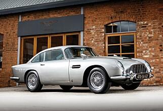 Den legendariske Bond-bilen får drømme-prislapp