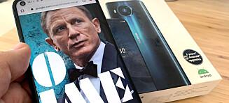 Den nye James Bond-telefonen