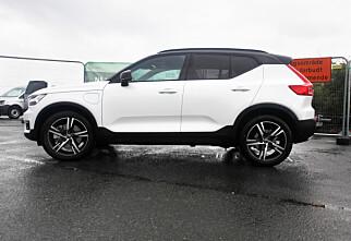 Den perfekte urbane familie-SUV-en?
