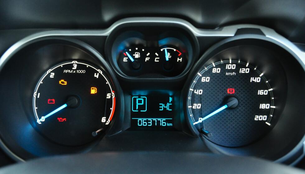 PASS PÅ: Kjørelengden kan ha konsekvenser både for forsikringen og garantien. Foto: NTB scanpix