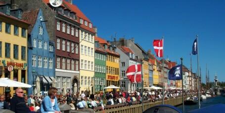 Slik skal danskene sikre avstand