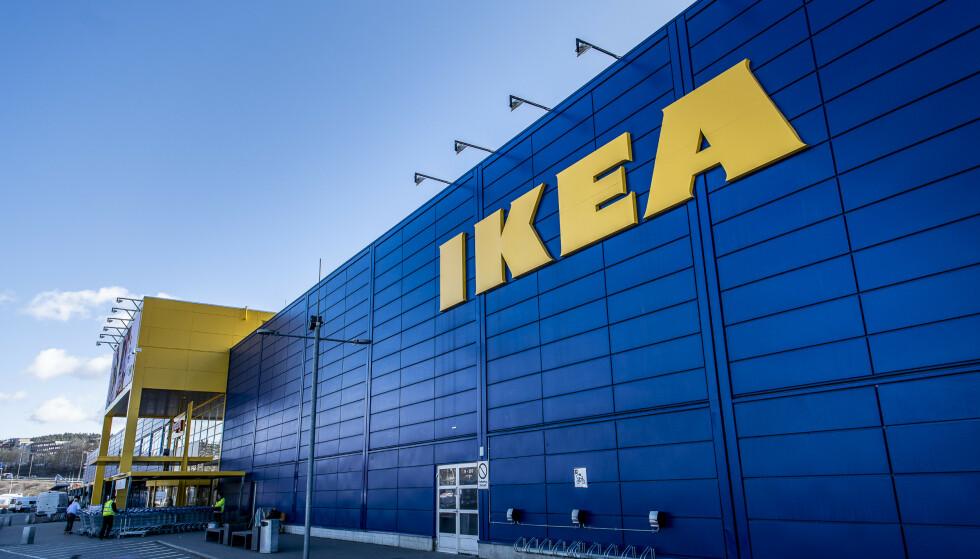 IKEA KJØPER TILBAKE: Den svenske møbelkjeden vil kjøpe tilbake møbler. Foto: Lars Eivind Bones / Dagbladet