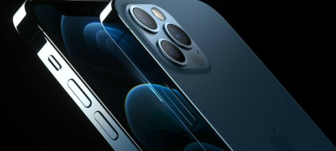 Apple lanserer iPhone 12