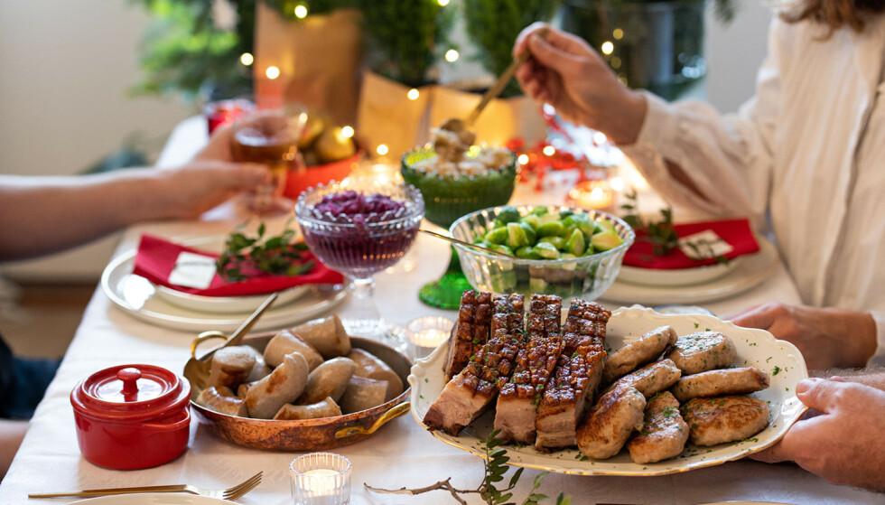 NORSKE RÅVARER: Godtlevert har selvfølgelig kun valgt ut de beste råvarene fra norske produsenter til årets julemiddag. Nå får du sjansen til å teste en tradisjonsrik ribbekasse selv!