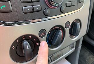 Tre tips som fjerner dugg i bilen
