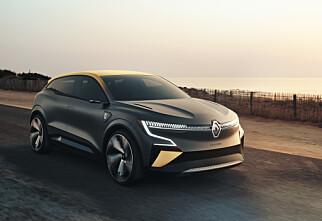 Elektrisk Renault utfordrer VW ID.3