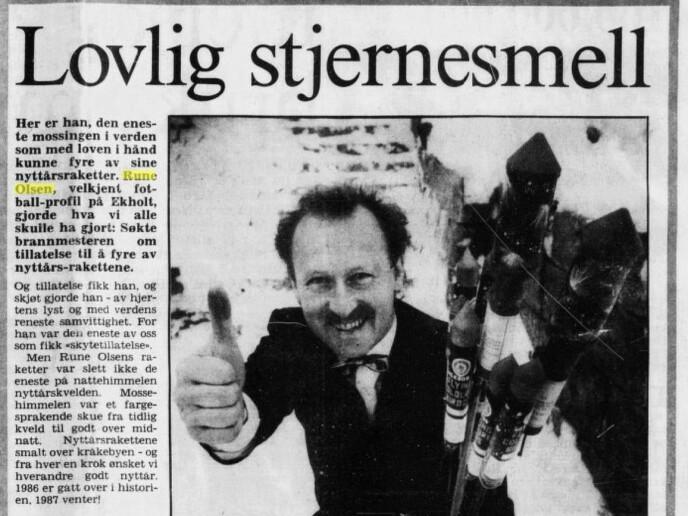 <strong>Faksimile:</strong> Moss Avis 2. januar 1987.