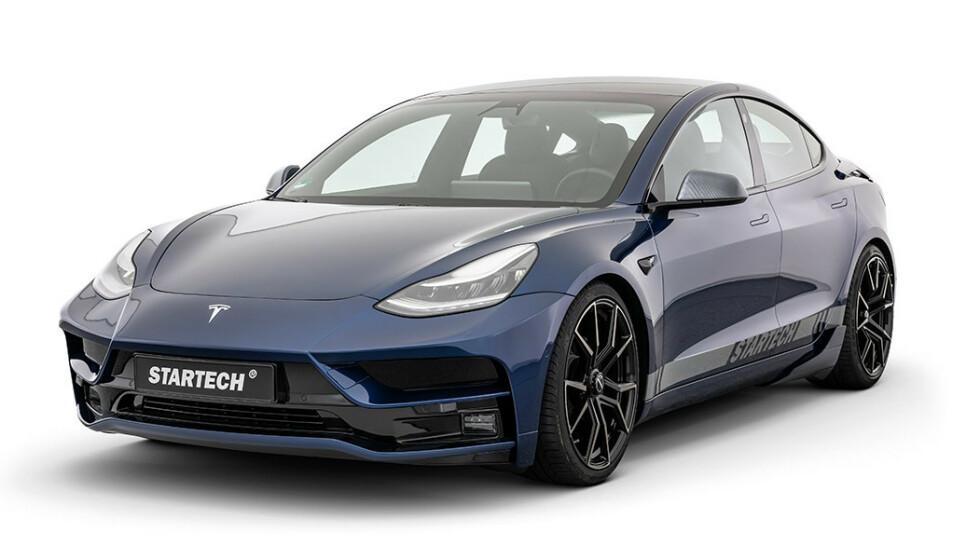 PERFEKT PASSFORM: Startech og Brabus har lang erfaring med å lage høykvalitets styling til luksuriøse biler. Foto: Startech.