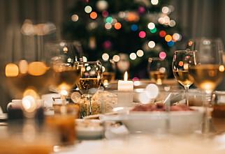 Anbefaler å arrangere julebord
