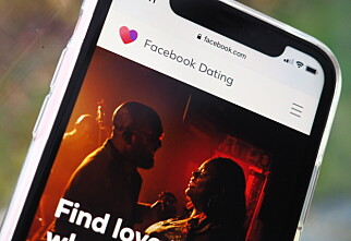 Facebooks Tinder-konkurrent lansert i Norge