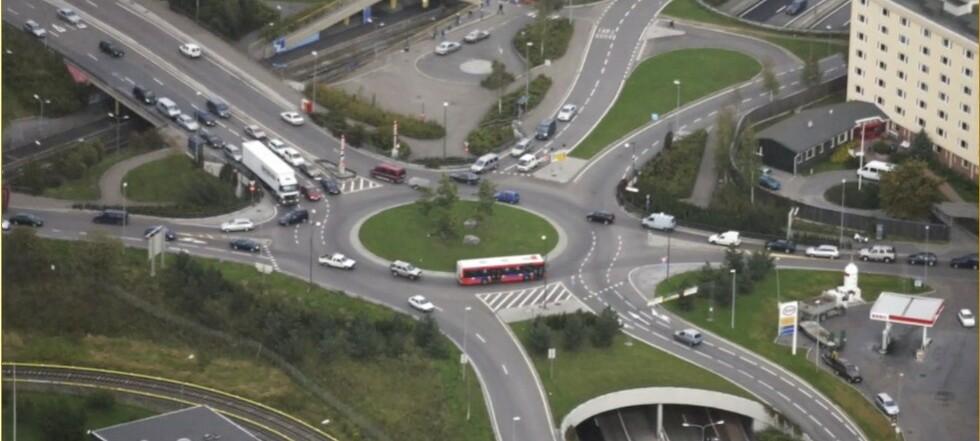 Norges verste rundkjøringer