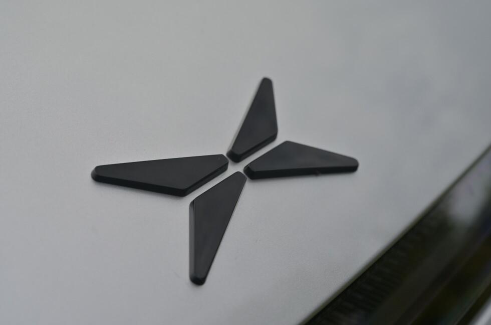 LOGO: Ryktene går om at neste bil ut er en større SUV enn G3. Da kan det hende du ser mer fra denne logoen.  Foto: Rune M. Nesheim