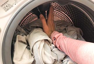 Ta «håndsjekken» før du vasker