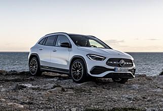 Ny Mercedes-SUV til 450 000 kroner
