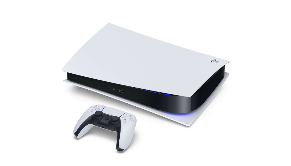 PLAYSTATION 5: Har du lyst på PlayStation 5, må du belage deg på netthandel. Foto: Sony