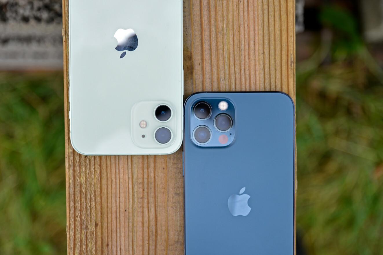 4X ZOOM: Apple oppgir nå 4x zoom på iPhone 12 Pro, men merk at du har akkurat samme zoom-muligheter som sist. Les mer om det under. Foto: Pål Joakim Pollen