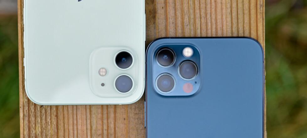 iPhone 12 får ikke toppscore