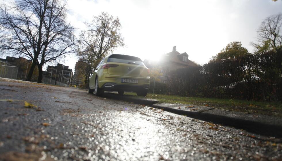 MINDRE AKTUELL: VW Golf er ikke lenger tilgjengelig med diesel- og elmotor - ei heller som stasjonsvogn. Foto: Øystein B. Fossum