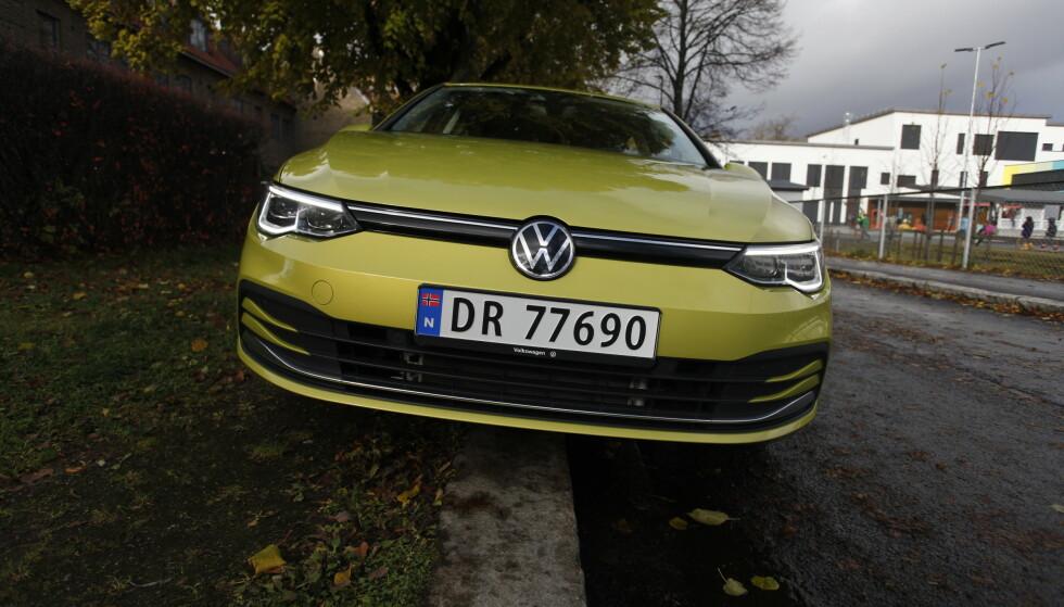 MEST SOLGT I NORGE: VW Golf er fortsatt Norges mest solgte bil - om vi tar med brukt og bruktimport, i tillegg til nysalget. Foto: Øystein B. Fossum