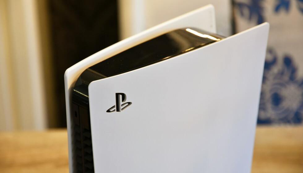 PlayStation 5 har en ganske uvanlig fasong.