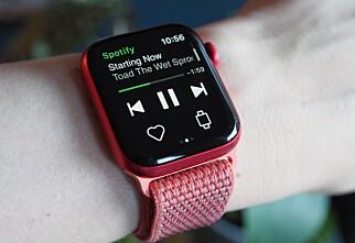 Spotify ruller ut direktelytting på Apple Watch