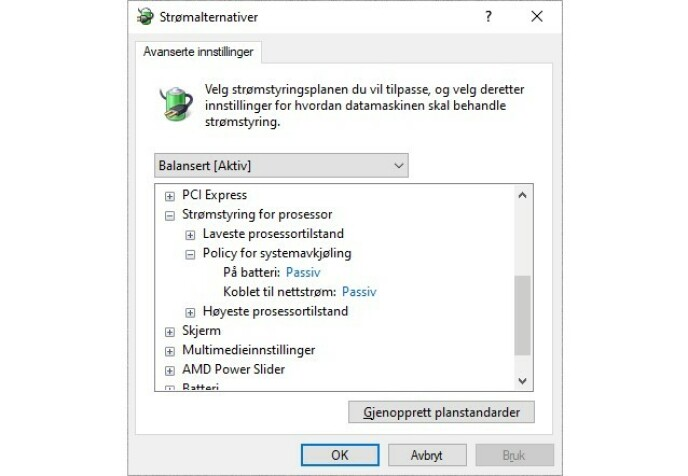 Bråker PC-en? Sjekk dette trikset