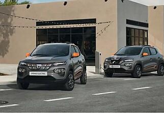 De nye, superbillige elbilene