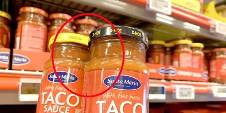 Sjekk taco-prisene!