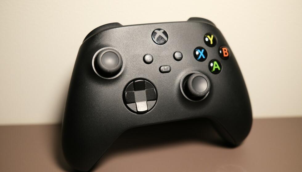 Xbox Series Wireless Controller