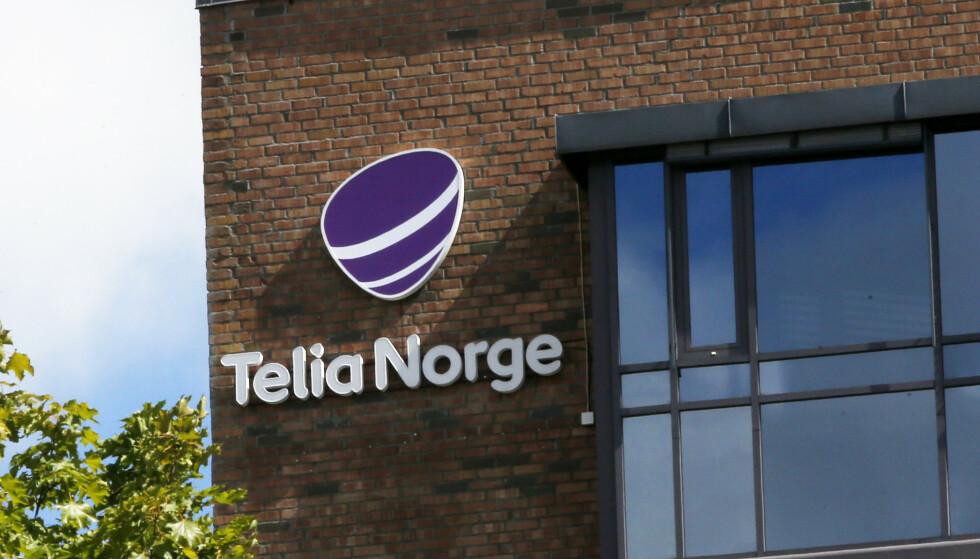 FØRST: Telia er første aktør ut som tilbyr mobilt hjemmebredbånd basert på 5G-teknologi. Foto: Lise Serud / NTB