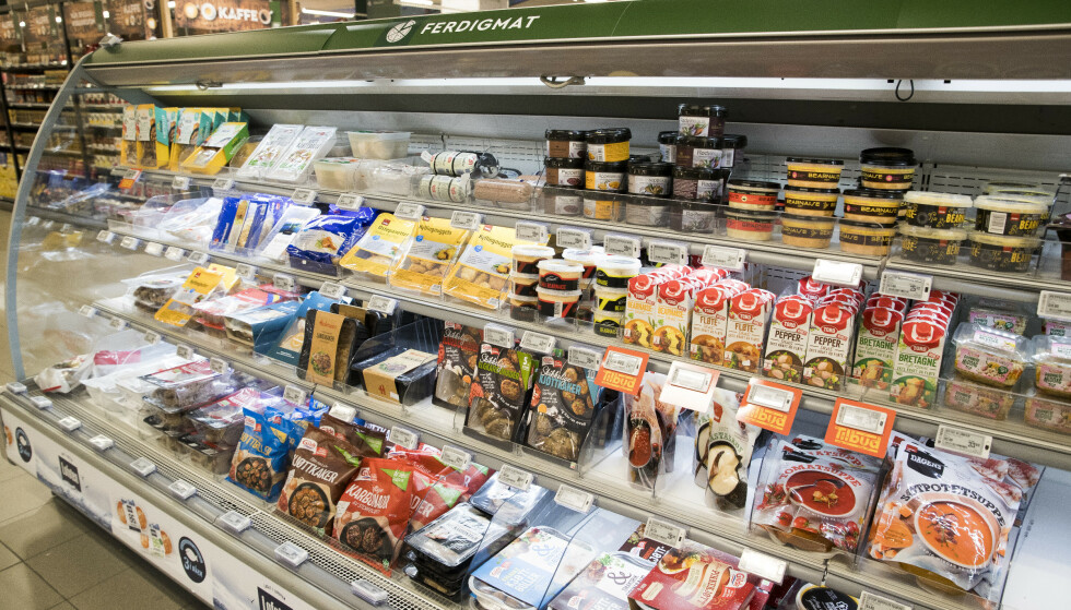 DYRERE: På ett år har norske matvarepriser steget med 4,5 prosent. Foto: Terje Pedersen / NTB