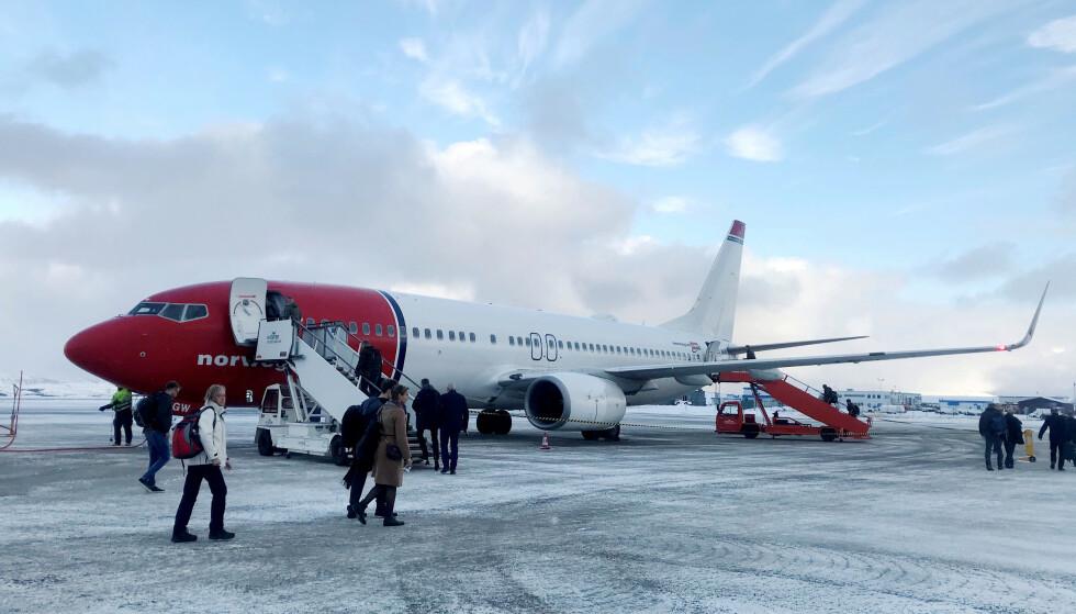 SLITER: Skulle Norwegian gå konkurs, kan det spøke for det du har av CashPoints i selskapet. Foto: NTB