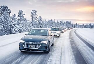 Bilene med best varmeapparat